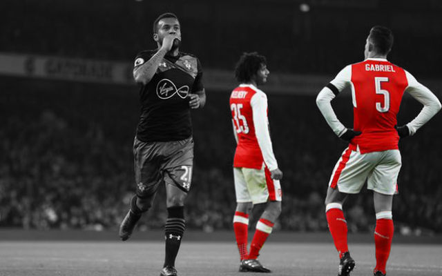 [Player Ratings] Arsenal 0-2 Southampton – Woeful Gunners Suffer First Defeat In 19 Matches