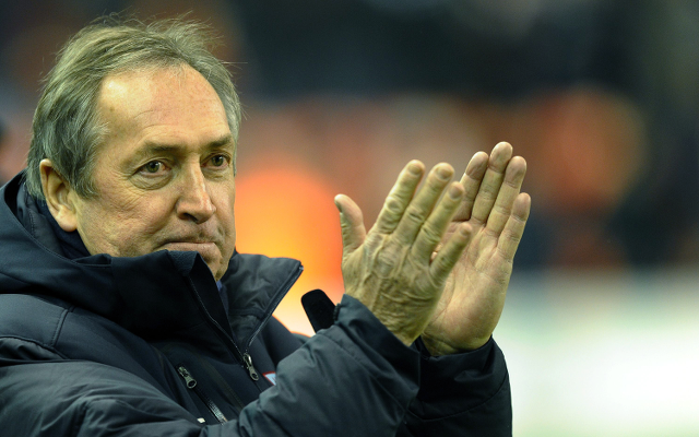 Gerard Houllier - Liverpool