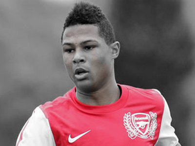 Serge Gnabry Determined to Establish Himself During Walcott Absence