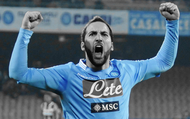 Higuain to Arsenal happening In €50m + Giroud deal