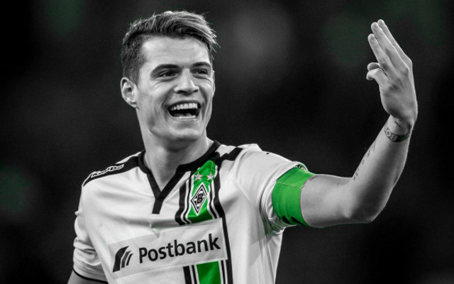 Xhaka reveals Arsenal move first started last summer