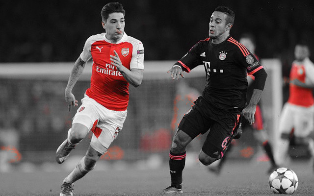 Impressive figures prove Bellerin's return is a massive boost