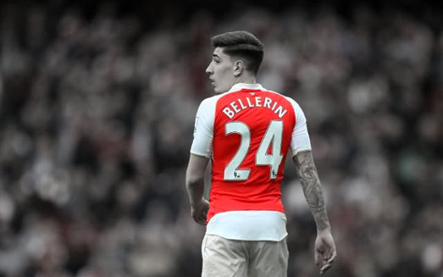 'I Think I'll Be At Arsenal Next Season' – Bellerin Not Thinking About Barcelona