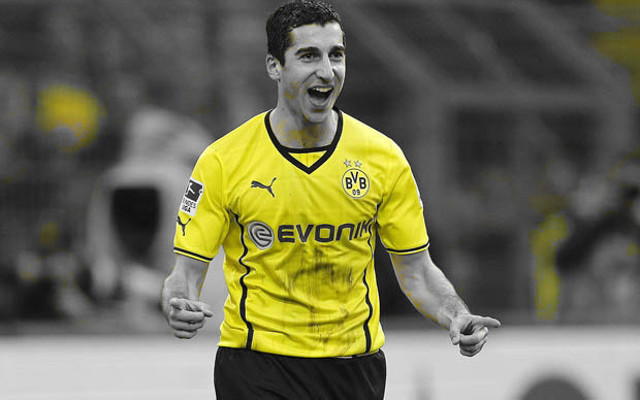 Dortmund may have opened the door for Mkhitaryan to join Arsenal