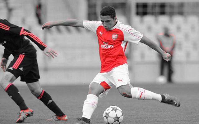 Arsenal coach praises 'special quality' of promising starlet chasing Premier League debut