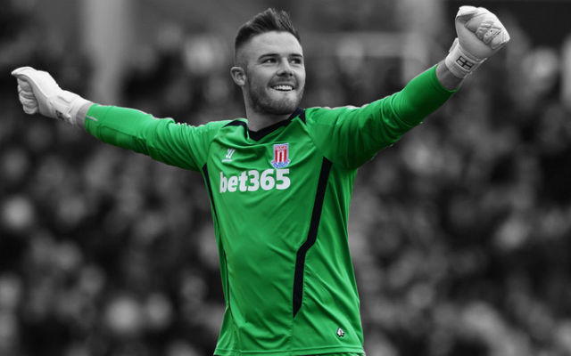 Arsenal Want Jack Butland To Become Petr Cech's Long-Term Successor