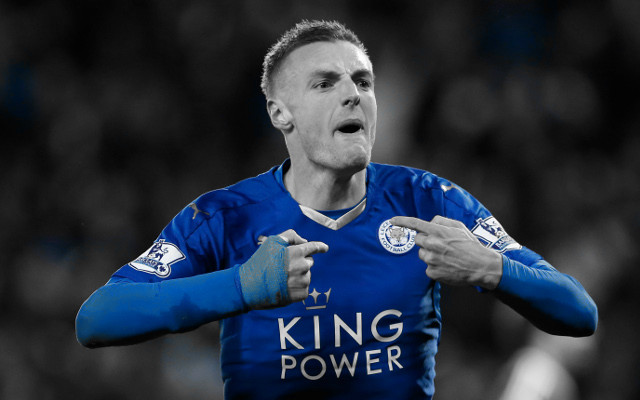 Leicester boss makes statement on Arsenal's Vardy bid