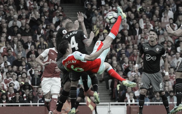 [Player Ratings] Arsenal 2-1 Southampton: Arsenal Scrap And Leave It Late