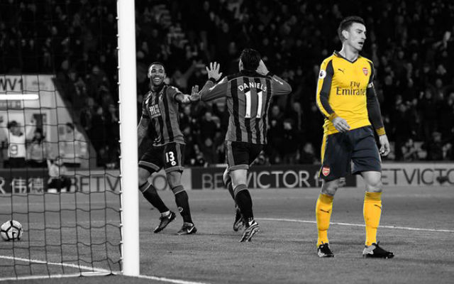 [Player Ratings] AFC Bournemouth 3-3 Arsenal – Giroud Saves Arsenal In Extraordinary Match