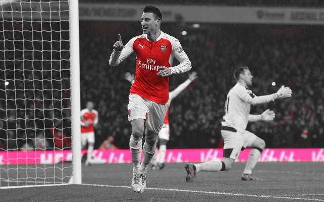 Laurent Koscielny Newcastle 1