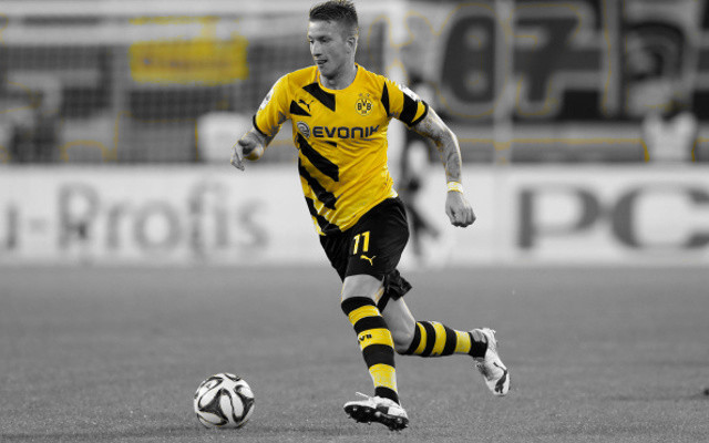 Arsenal Open Reus Talks With Dortmund
