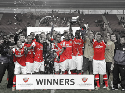 Arsenal News: Gunners win pre-season tournament [Video Highlights]