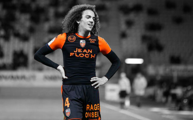 Matteo Guendouzi 'to complete Arsenal move on Monday'