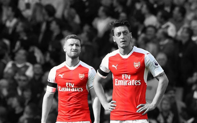 Shkodran Mustafi: 'Arsenal are not dead, we are always alive'