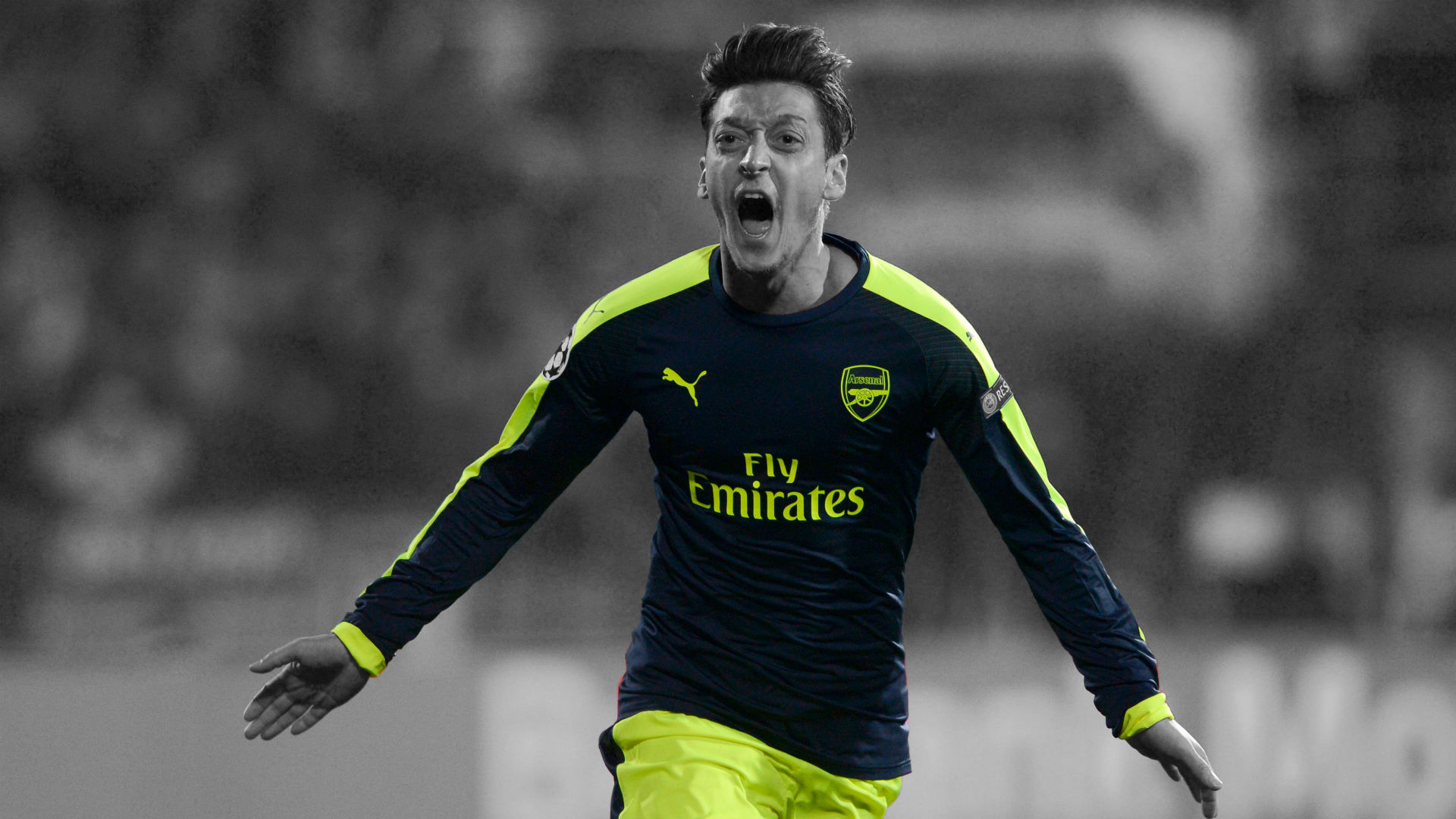 Ozil Gives Arsenal Good News Over His Future