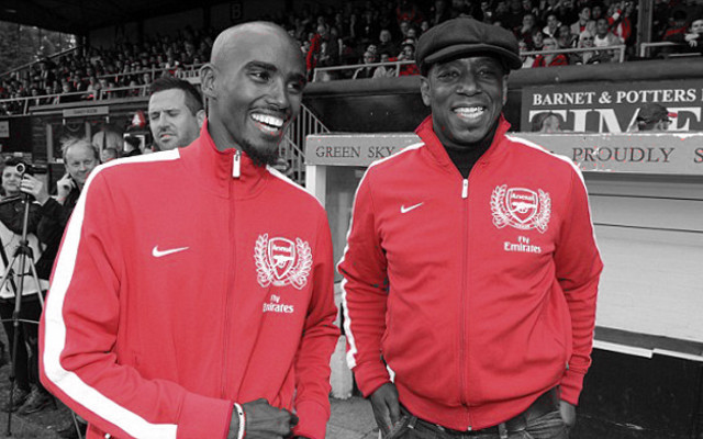 Celebrity Gooner wanted to name his son Arsenal