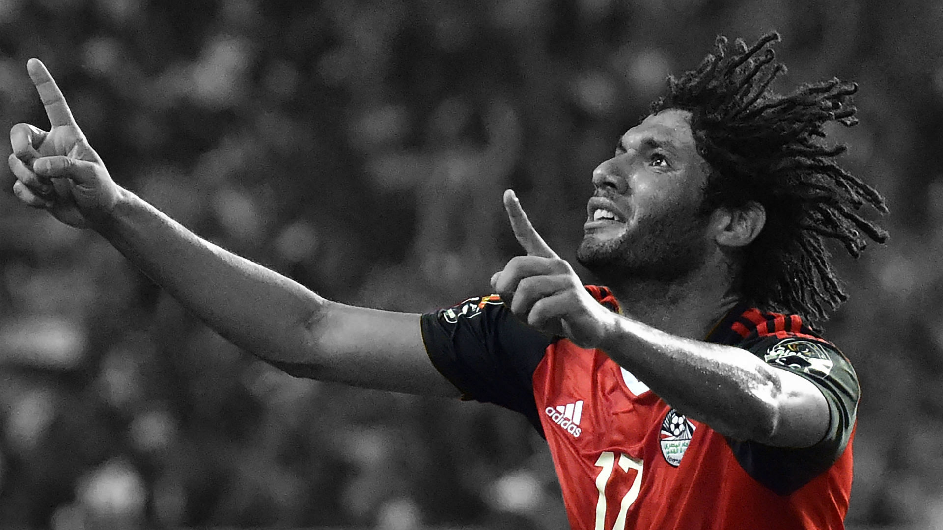 Elneny Scores For Egypt In AFCON Final