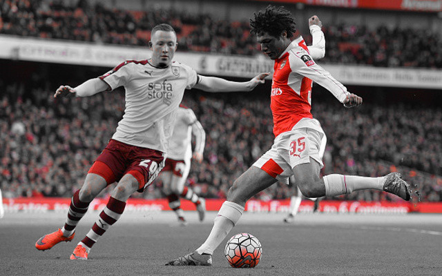 Mohamed Elneny Burnley 1