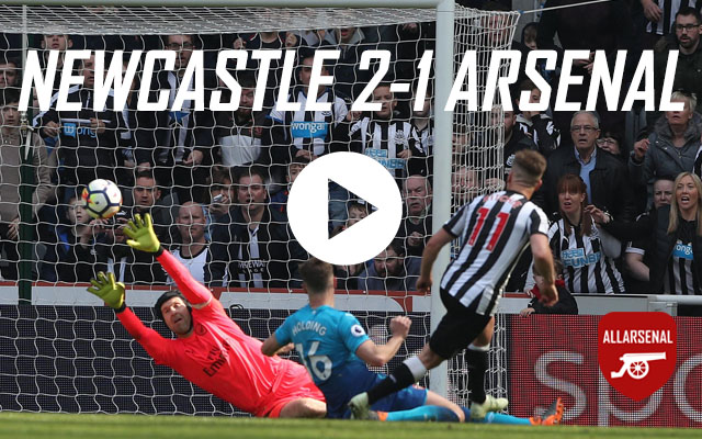 [Match Highlights] Newcastle United 2-1 Arsenal – All The Goals & Best Bits