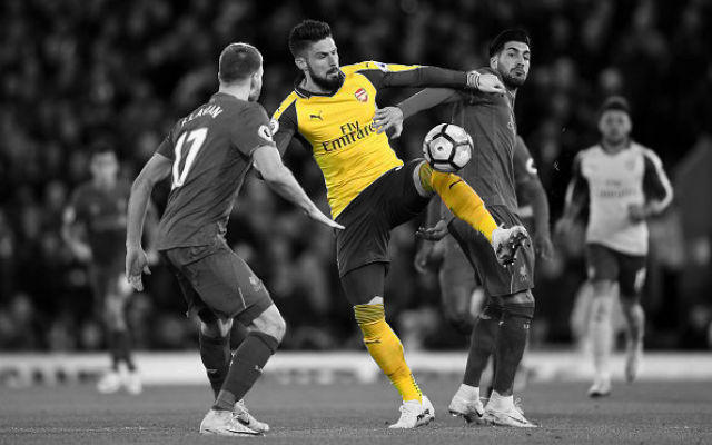 Arsenal v West Ham United – Giroud Starts In 4-2-3-1 [Predicted Lineups]
