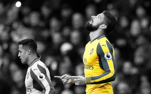 Twitter Reacts to Scenes At Old Trafford As Giroud Salvages A Point For Arsenal