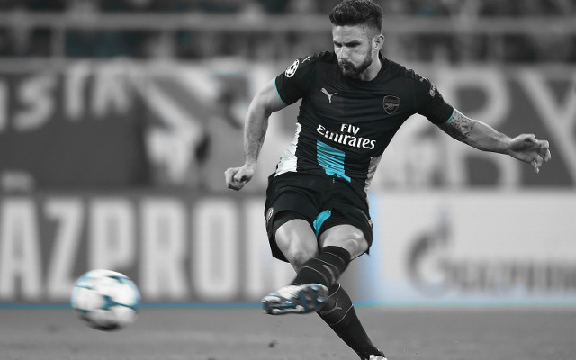 [Player ratings] Olympiacos 0-3 Arsenal – Hat-trick hero Giroud guides us into last 16