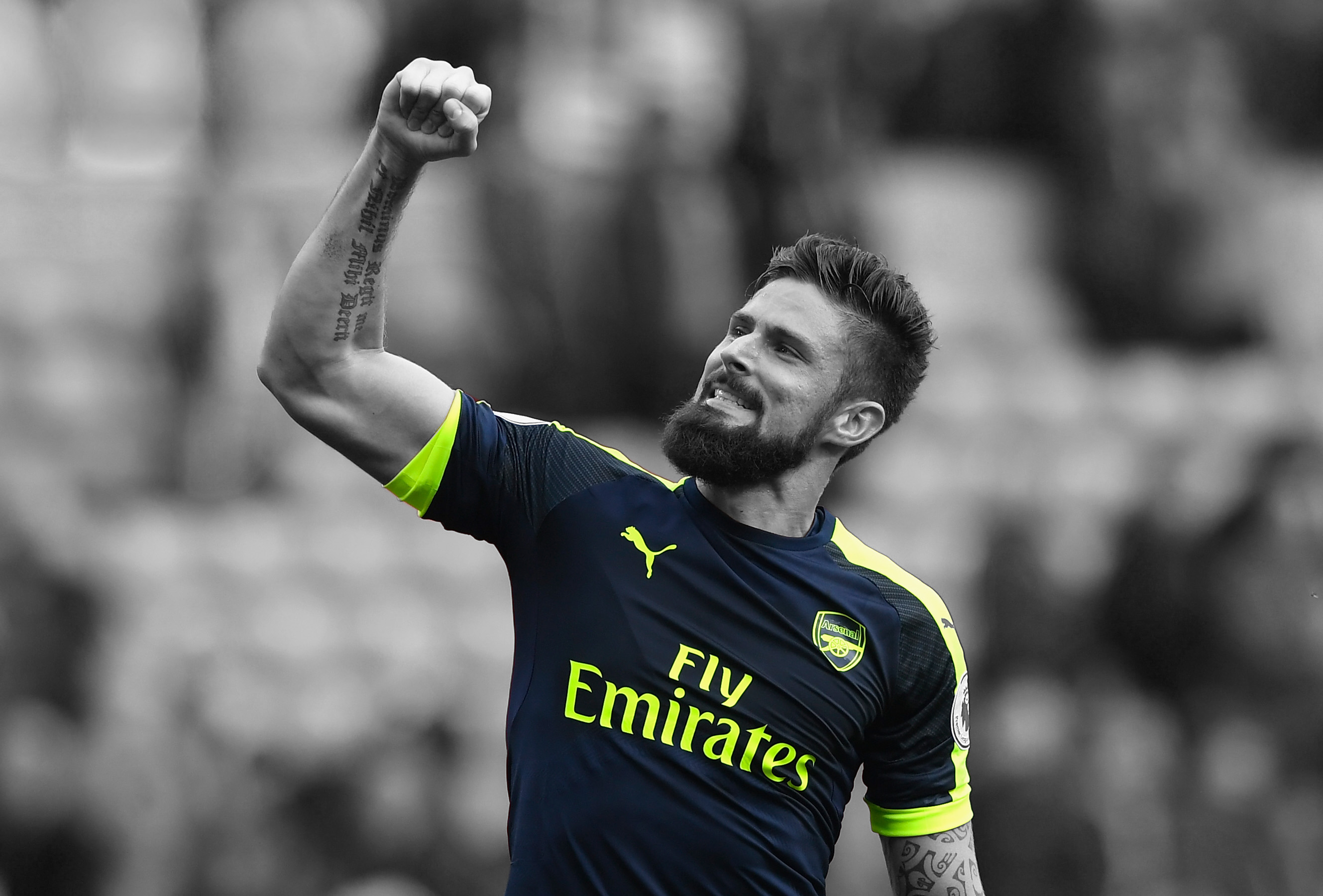 Giroud: We Want Wenger To Stay At Arsenal