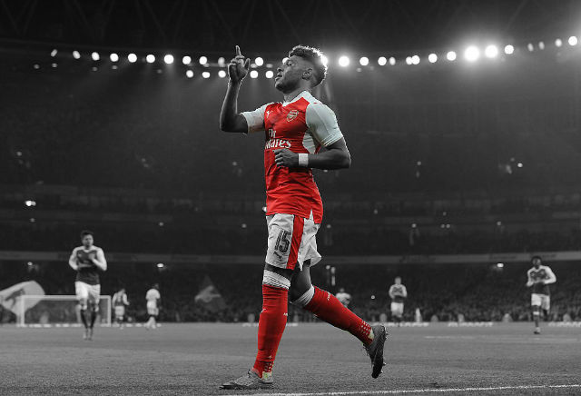 [Player Ratings] Arsenal 2-0 Reading – The Ox Steals The Show