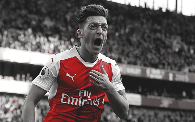 Wenger: Ozil Has Shown He Can Fight