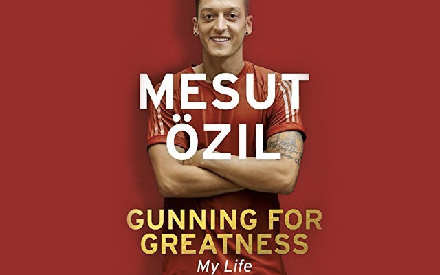 Mesut Ozil Releases Book, Reveals Truth Behind Arsenal Transfer