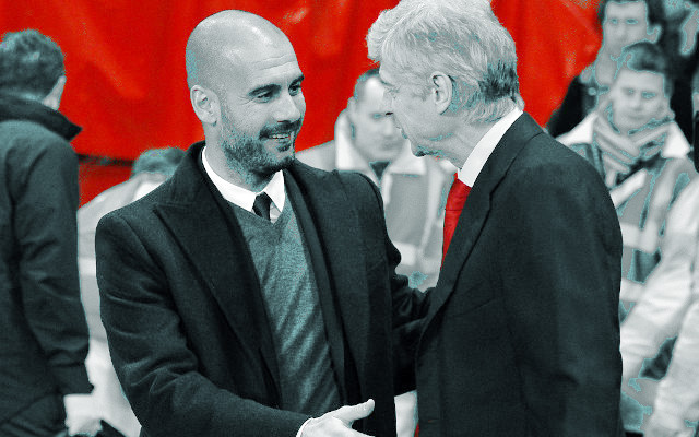 Guardiola: Wenger is The Boss, I Admire His Football