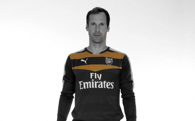 Petr Cech remains positive despite loss and tries to pass it on to fans