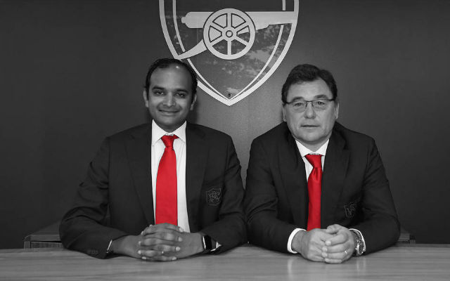 Who Is Vinai Venkatesham? The Man Stepping Up As Ivan Gazidis Leaves Arsenal