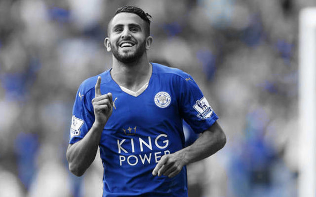 Leicester Drop Asking Price For Riyad Mahrez Amid Arsenal Interest
