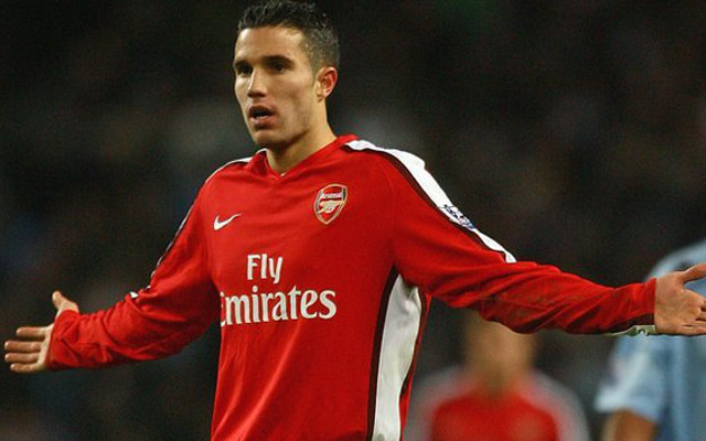 A case for Robin van Persie's Arsenal return