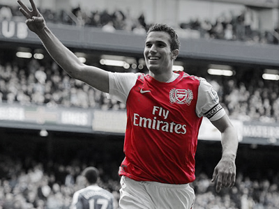 RVP: I never thought I would be the main striker!