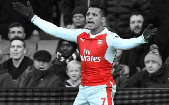 Wenger Explains Sanchez Substitution