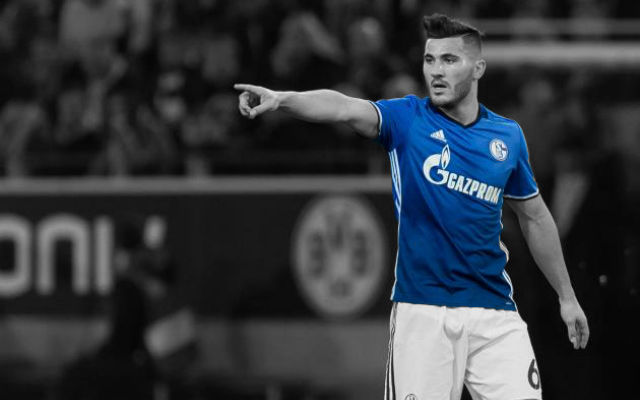 Reports: Arsenal Will Sign Schalke Left-Back Sead Kolasinac On July 1st