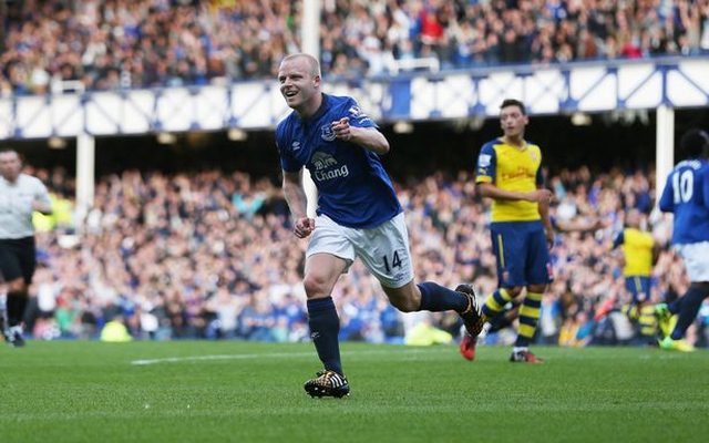 Steven Naismith - Everton