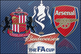 Betting Preview & Match Facts: Sunderland vs Arsenal (FA Cup)