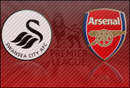 Match Report: Swansea 3 vs Arsenal 2 [Video Highlights]