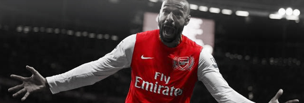 Henry scored the winner vs Leeds.