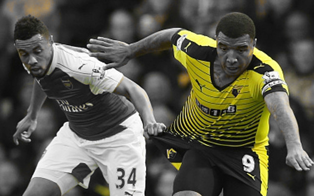 "Troy Deeney Thinks Aaron Ramsey ""Bottled It"" Against Watford"