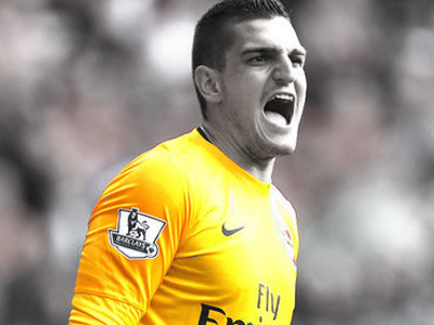 Sunderland holding talks with Arsenal goalkeeper