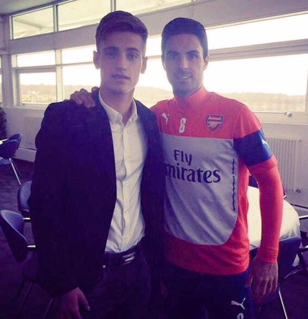 Not the Captain we wanted but the one we needed – Mikel Arteta