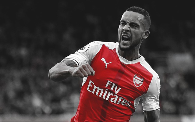 West Ham Keen On £25m Walcott