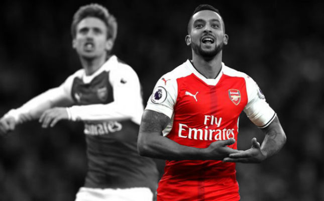 Walcott Reveals What He Wants For Christmas