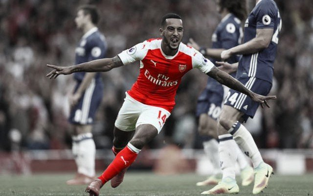 Arsenal Duo Named In England Squad