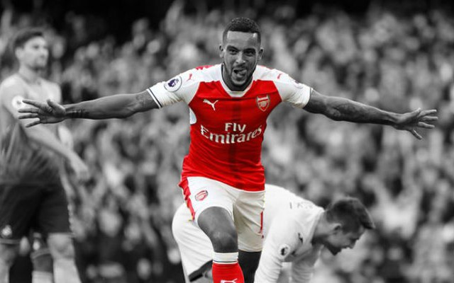 Wenger Explains Why Walcott Is Back To His Best