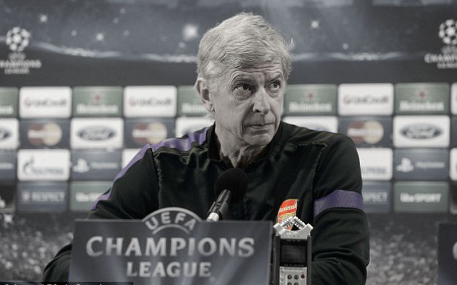 Wenger Determined To End Arsenal's Champions League Streak